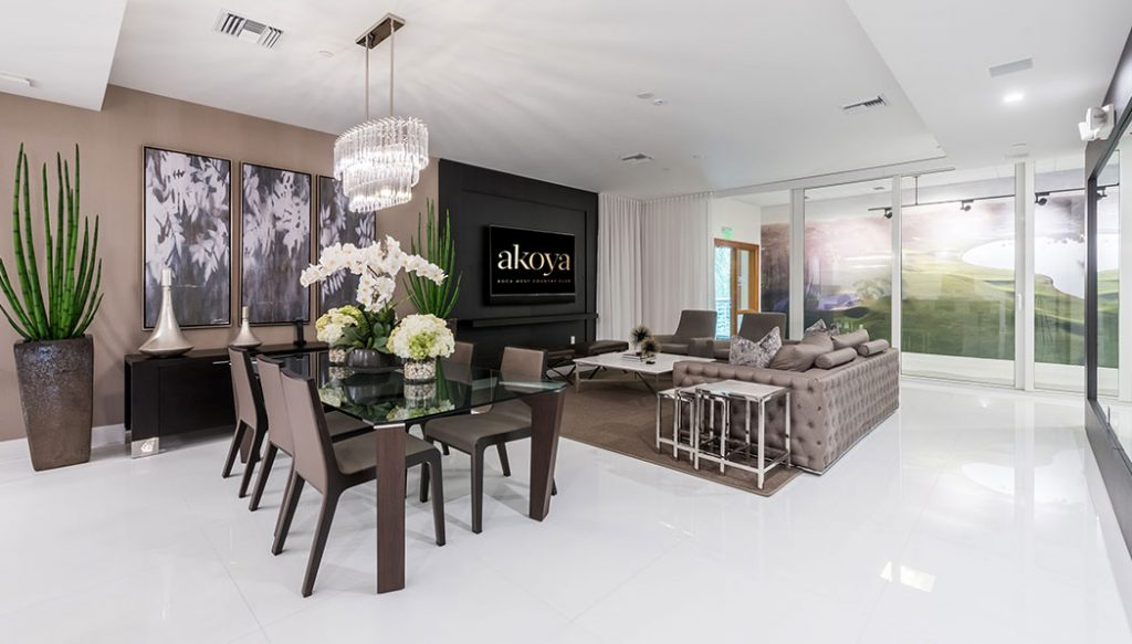 akoya boca west sales gallery